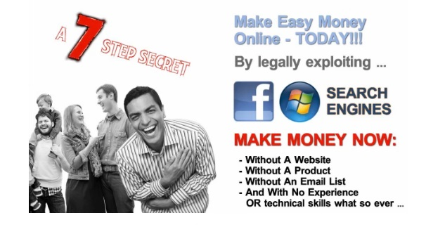 7 Steps to Making Money Online