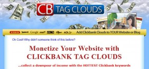 CB Tag Clouds