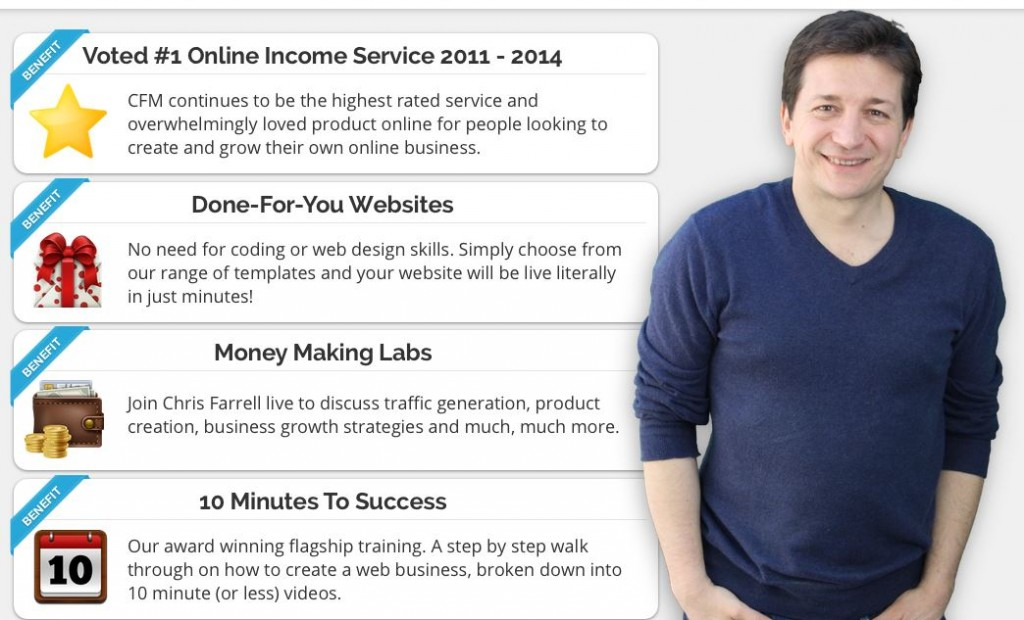 CFM Online Income