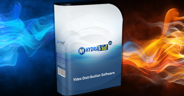 Hydravid Video Sharing Software