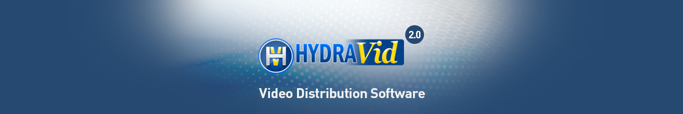 Video Distribution Software